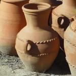 Pot en terre cuite du Maroc