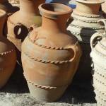Jarre en terre cuite du Maroc