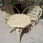 Rattan Moroccan Garden lounge