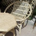 Rattan Moroccan Garden Arm chair
