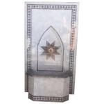 Morocco marble fountain