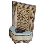 Moroccan wall Fountain